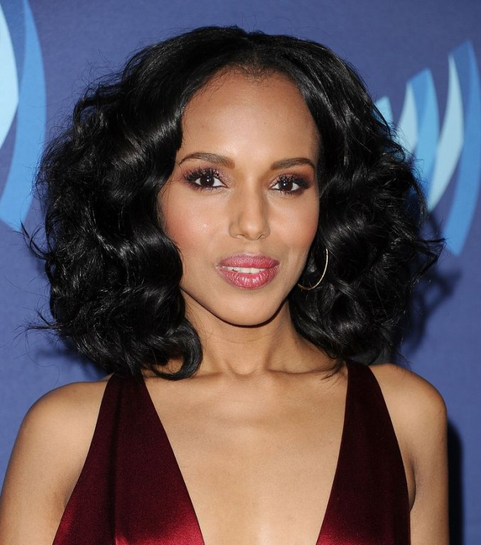 penteados de kerry washington