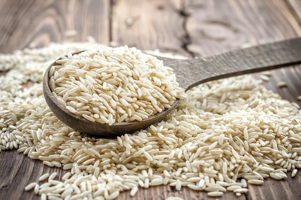 arroz integral para saude