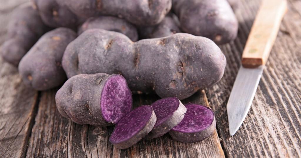 Batatas Roxas