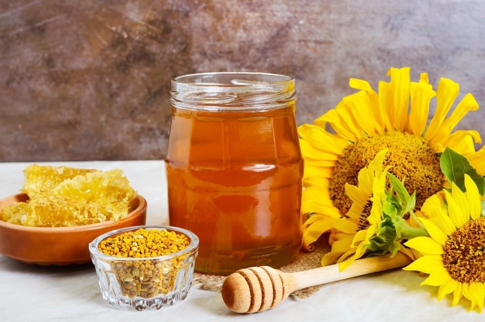 benefícios do mel de girassol