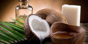 o que é óleo de coco?