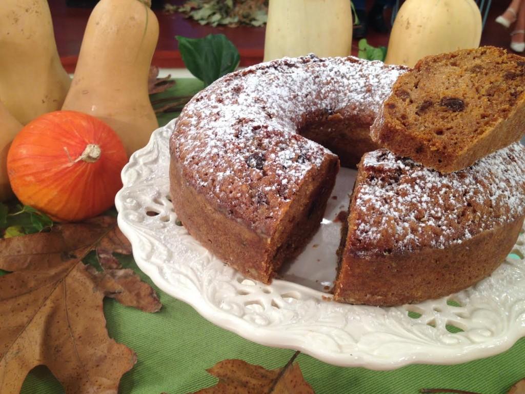 bolo de diospiro