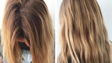 clarear cabelo