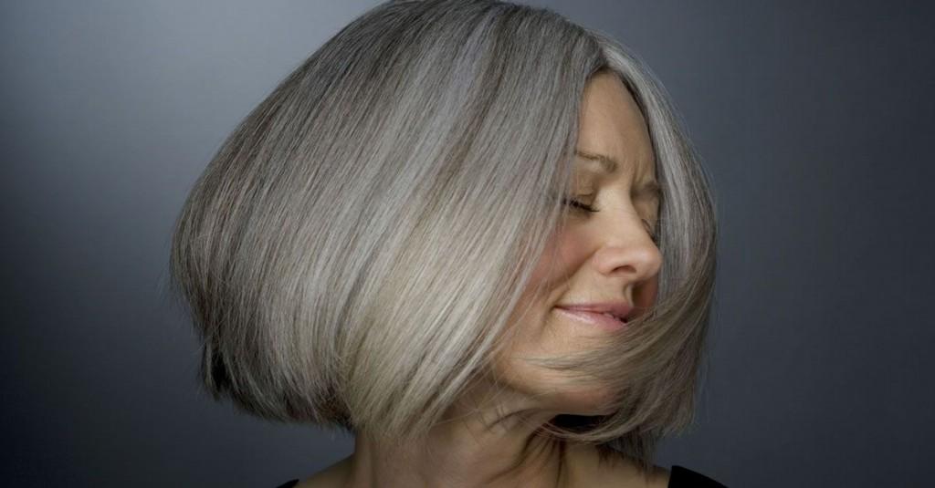 cabelo grisalho