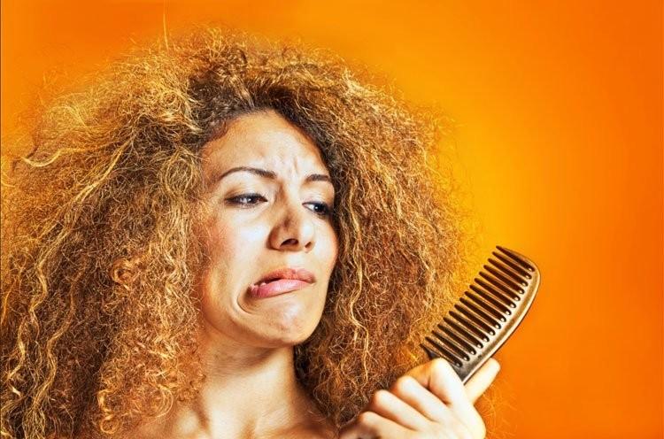 mascaras caseiras para hidratar cabelos secos