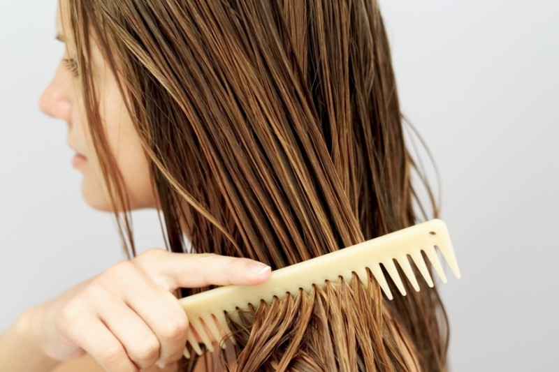 dicas para cabelos oleosos