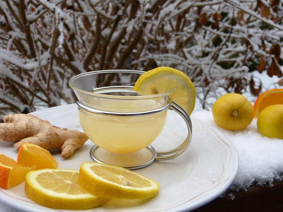 receita de chá de gengibre