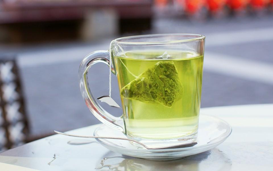 quais os benefícios do chá verde?