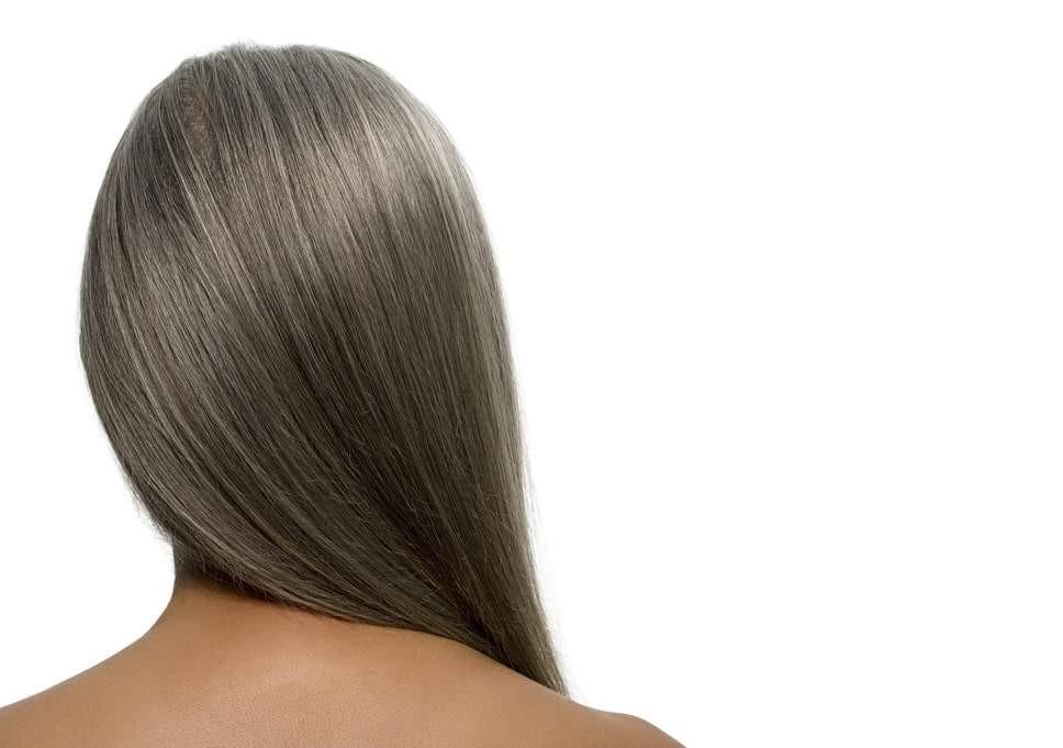envelhecimento do cabelo