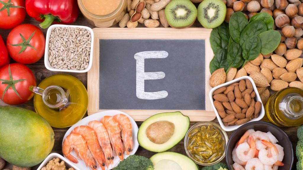para que serve vitamina E?