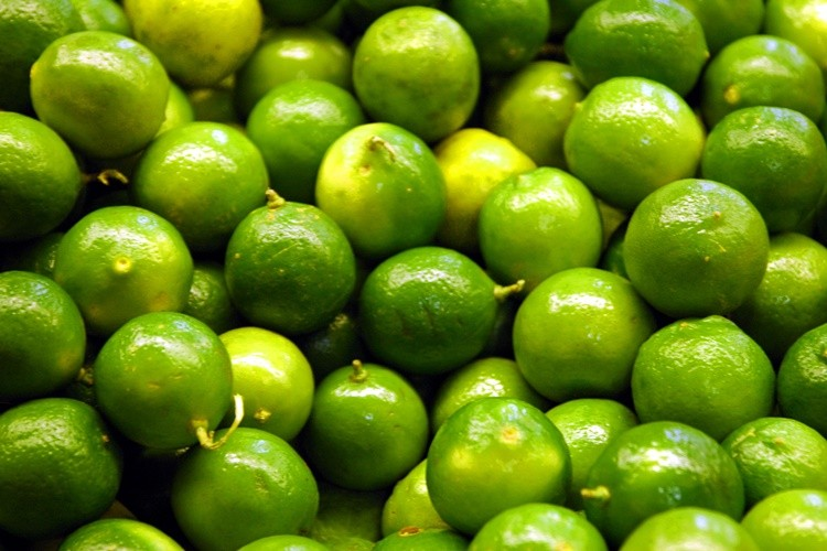 qual a origem do limão?