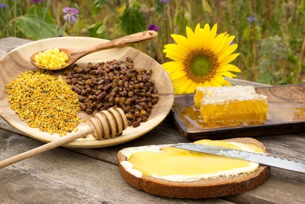 o que é o mel de girassol?