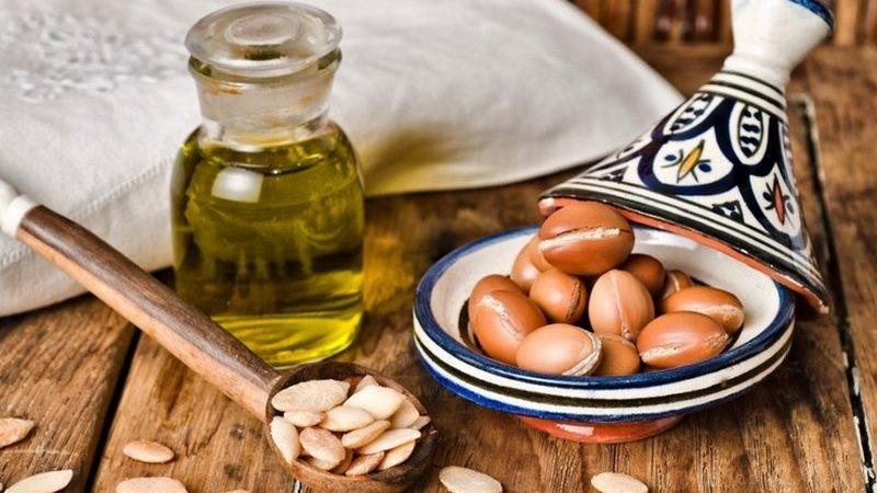 o que é óleo de argan?