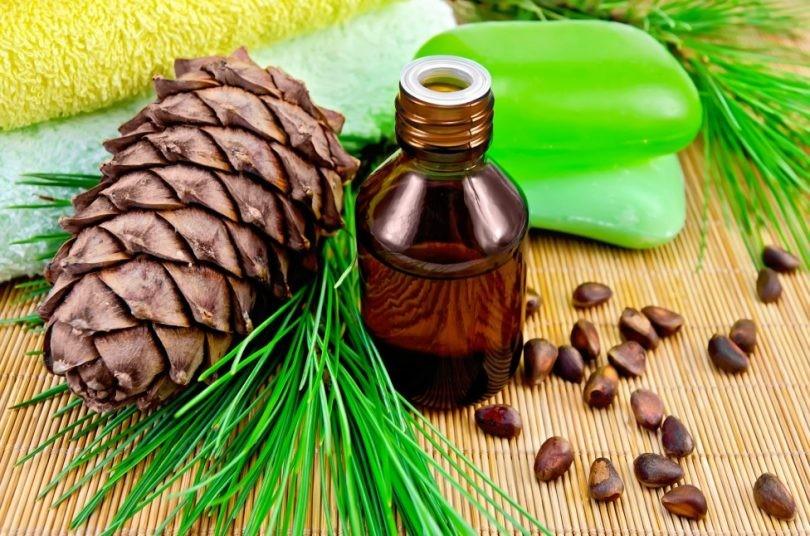 oleo de cedro para o cabelo