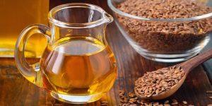 o que é o óleo de linhaça?