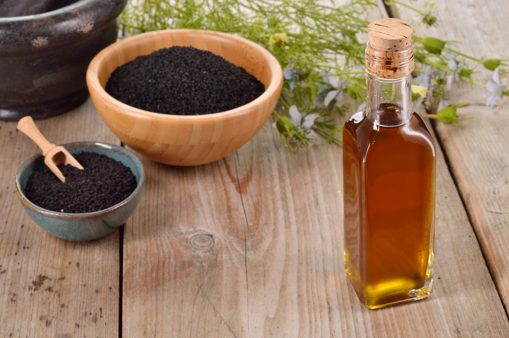oleo de semente preta