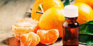 oleo de tangerina