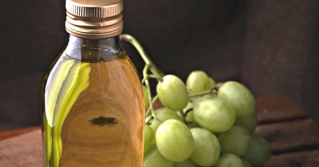 benefícios óleo de uva para cabelo