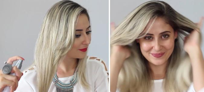 Pantenol benefícios para cabelo