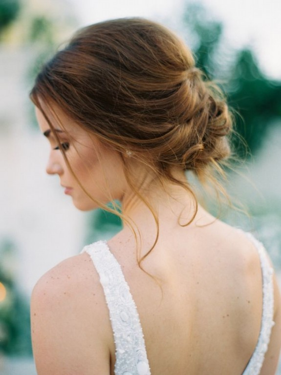 penteados updo para noivas