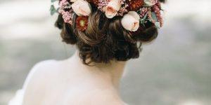 penteados romantico para noivas