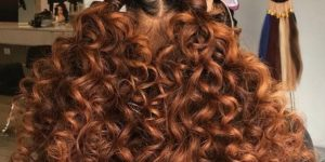 penteados trançados para cacheadas