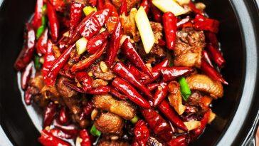 5 Alimentos Picantes Para Perder Peso