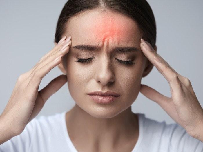 receita para aliviar dores de cabeca