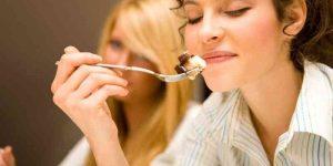 razoes para voce comer devagar