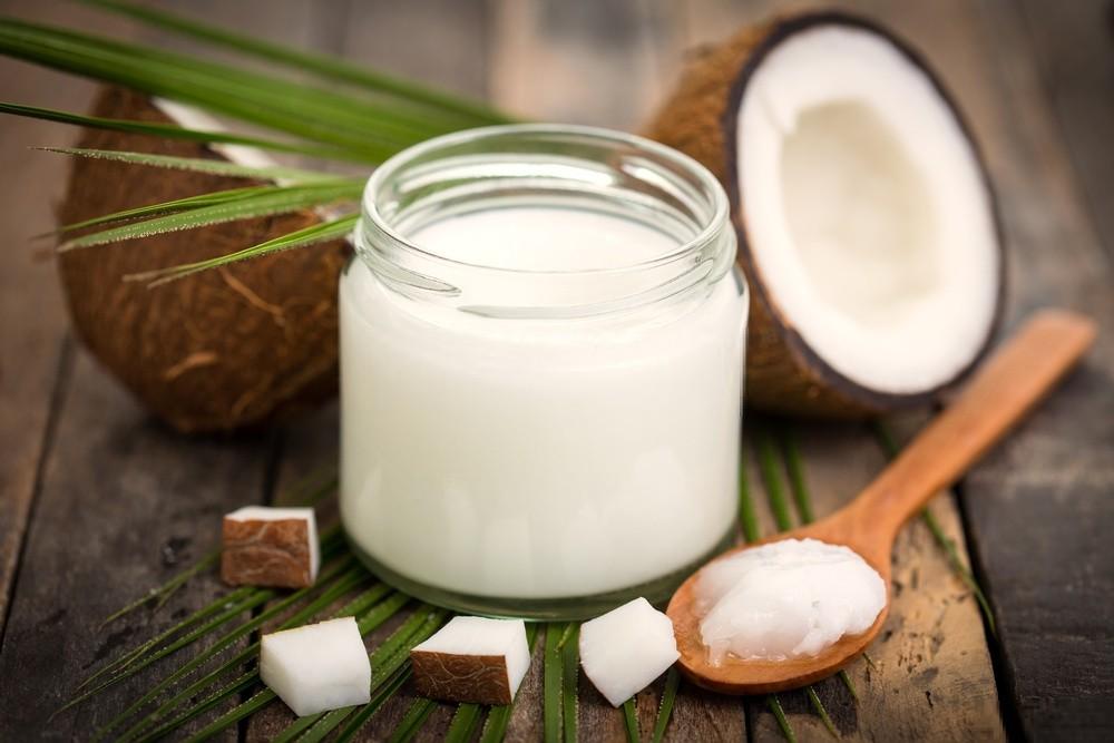 Benefícios do oleo de coco organico