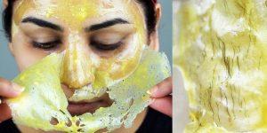 mel e limao para remover pelos faciais