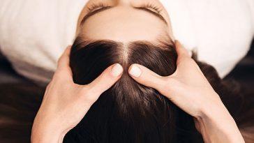 Couro cabeludo cuidados