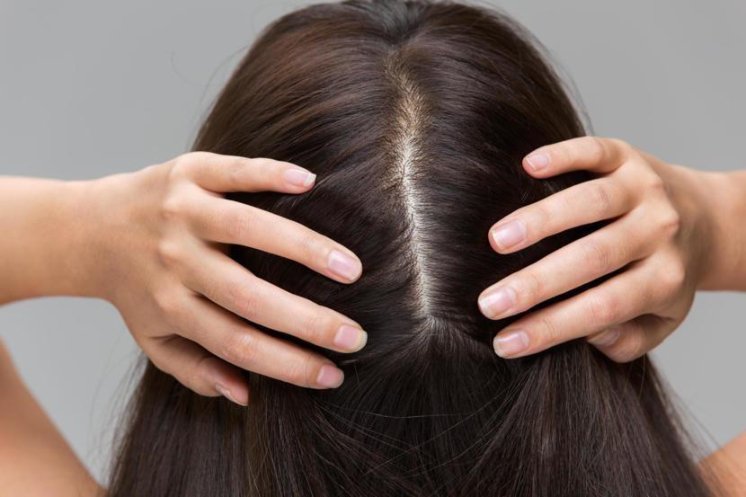 Cuidados couro cabeludo