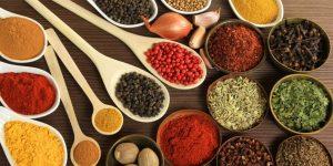 especiarias medicinais que fortalecem a saúde funcionam