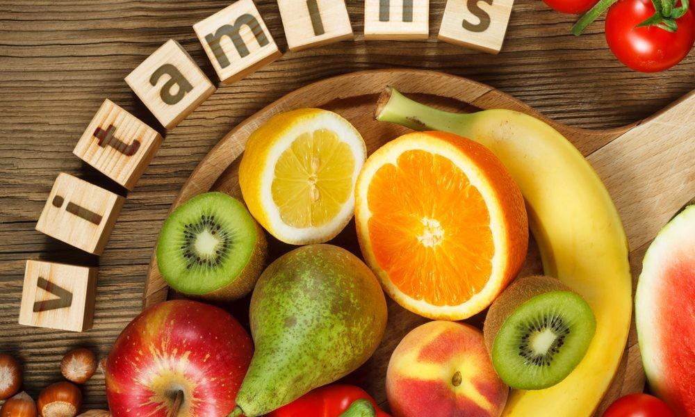 consuma vitaminas para ter pele limpa e saudável