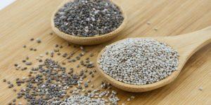 benefícios da semente de chia para perder peso
