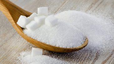açúcar em excesso