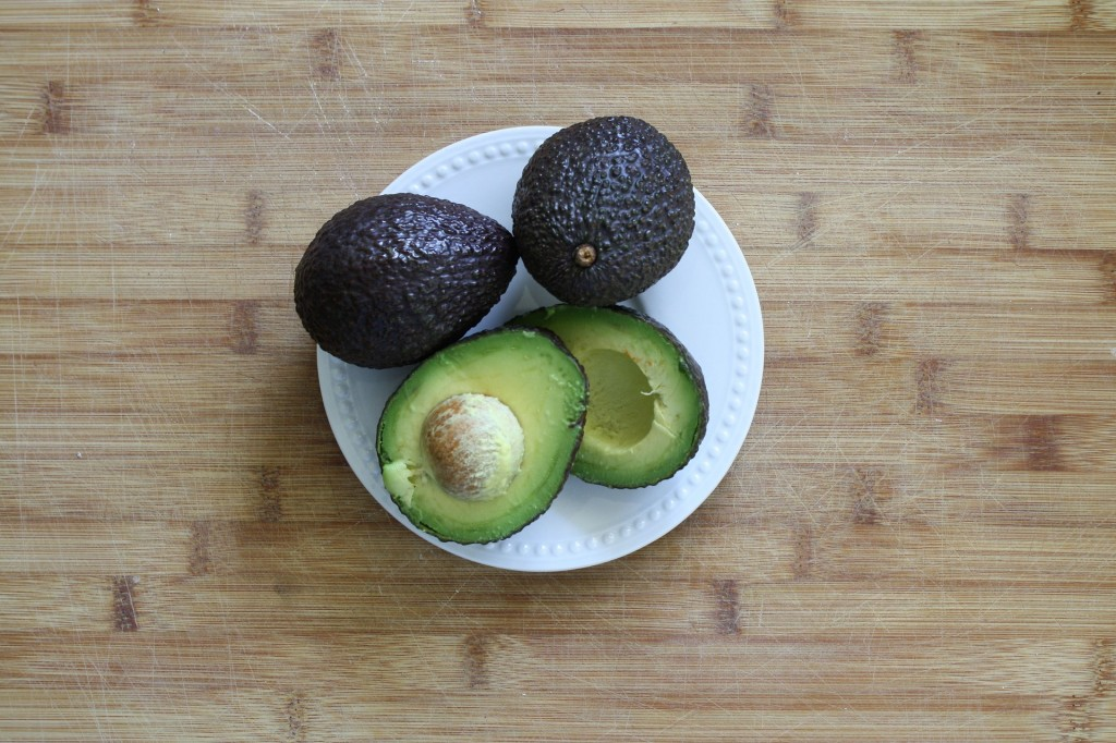 abacate para estria