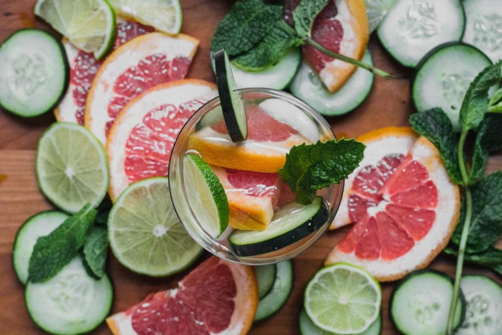 aguas de desintoxicaçao para perder peso