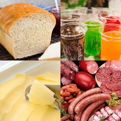 alimentos que devem ser evitados para uma vida saudavel