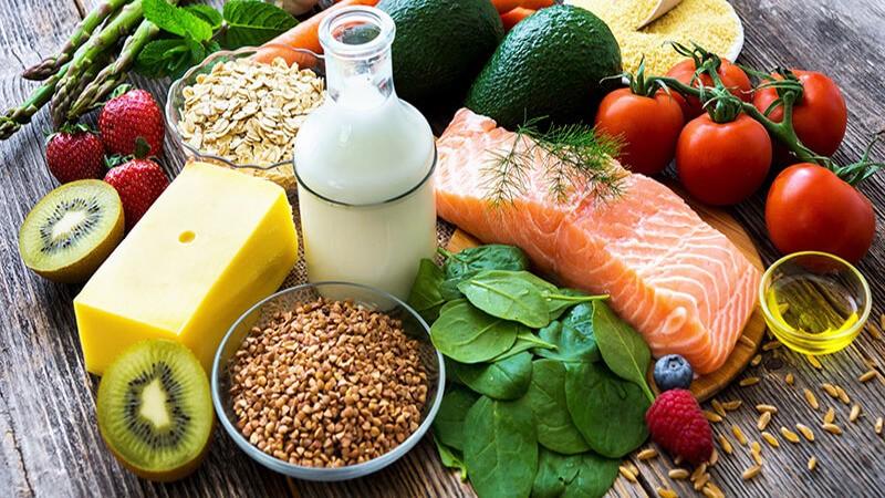 alimentos ricos em nutrientes para saúde