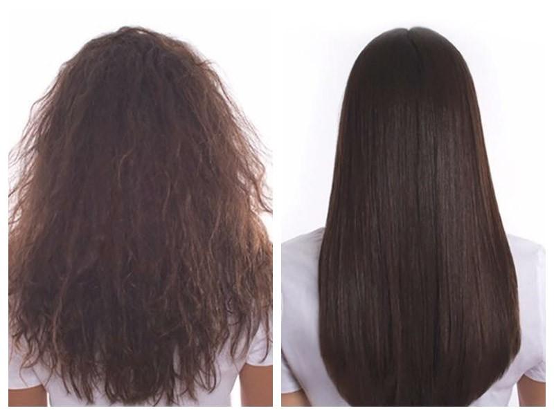 Benefícios do alisamento de cabelo
