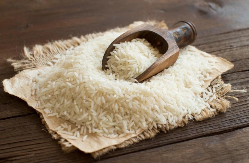 receita de máscara facial caseira de arroz