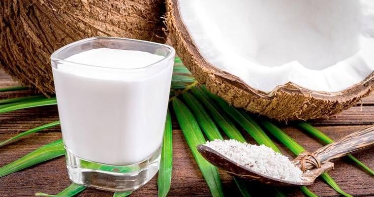 beneficios do leite de coco para saude