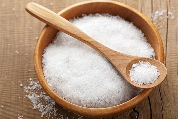 receitas de mascaras caseiras com sal