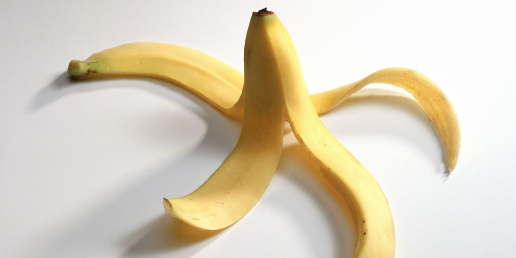 beneficios das cascas de banana