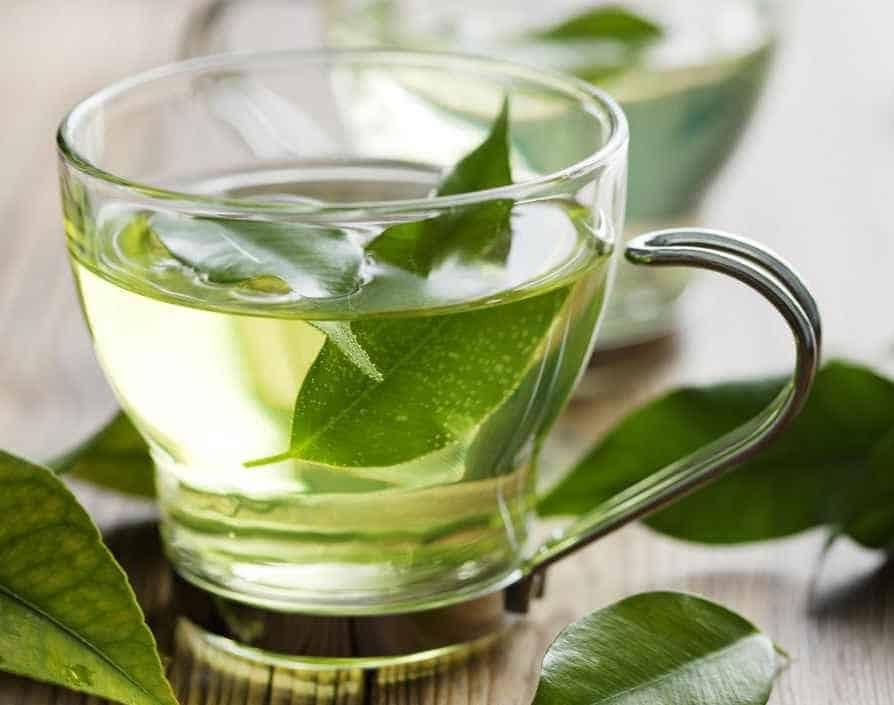 cha verde para a inflamacao da prostata