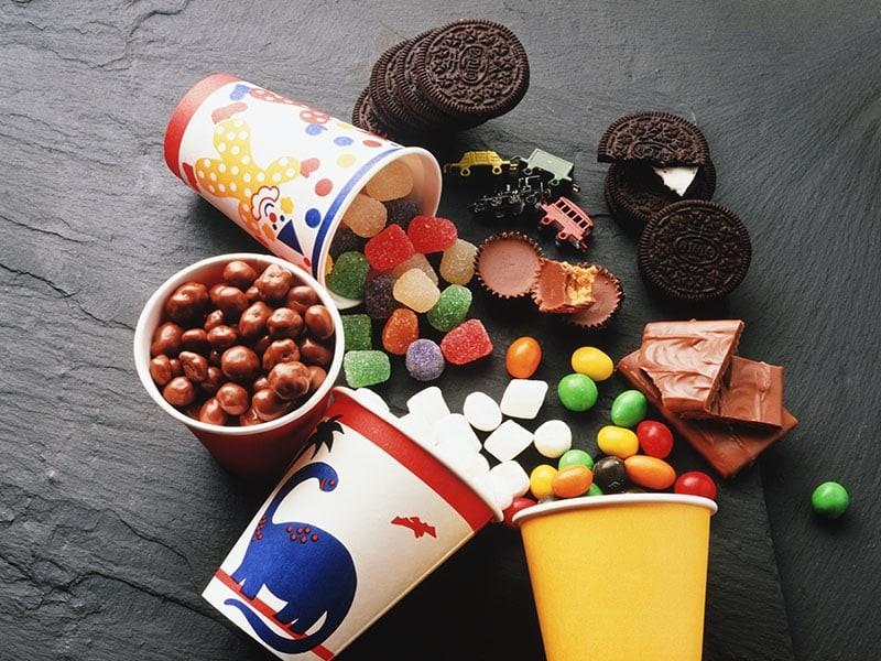 por que reduzir o consumo de doces?