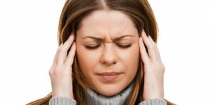 dor de cabeça após a gravidez
