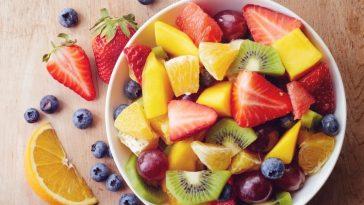 frutas para acelerar metabolismo